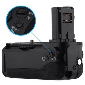 Image 3 - Vg C1Em pil kulbu yedeği Sony Alpha A7/A7S/A7R dijital Slr fotoğraf makinesi WorkMulti güç pil paketi değiştirme