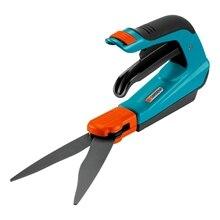 Ножницы для травы GARDENA 08735-29.000.00 (Неприлипающее покрытие, защитный фиксатор, легко и аккуратно подравнивать кромки газонов)