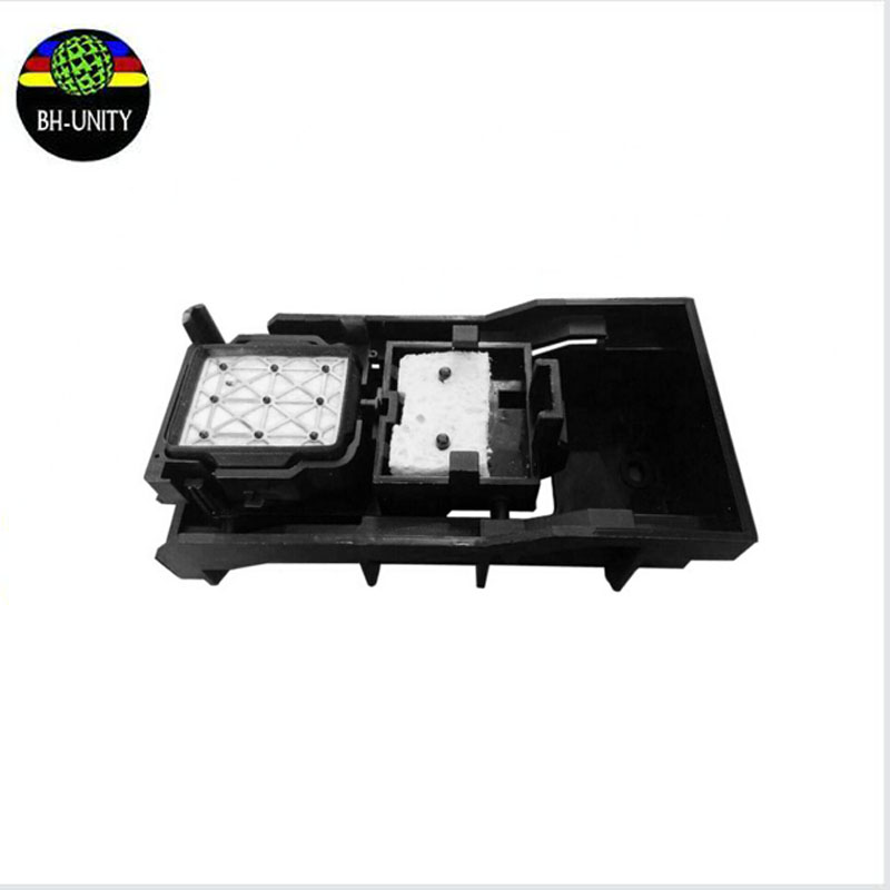 wholesale 1pc Inkjet printer parts of Mimaki JV33 JV5 cap station assembly for E pson DX5 head cleaning kit brand new inkjet printer spare parts konica 512 head board carriage board for sale