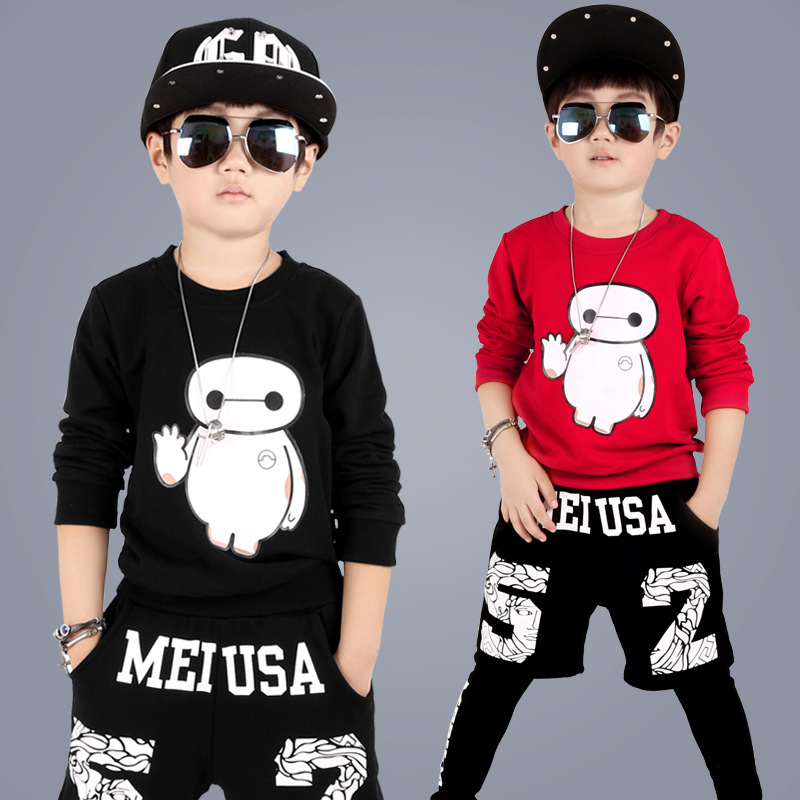 2017 Kids Clothes Set Boys Short Sleeves Baby Boys Clothes Summer Toddler Boy Clothing Sets Sport Suit Children Clothing Sets 2016 kids summer boys short suit children sportswear big boy two sets of tee set