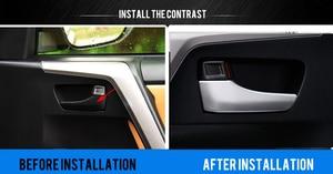 Image 3 - Accessoires en ABS pour Toyota RAV4 2014 2015