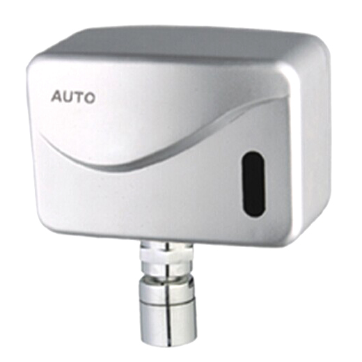 X7242B2 Luxury Wall Mounted Chrome Color ABS Material DC 6V Infrared Automatic Sensor Water Tap