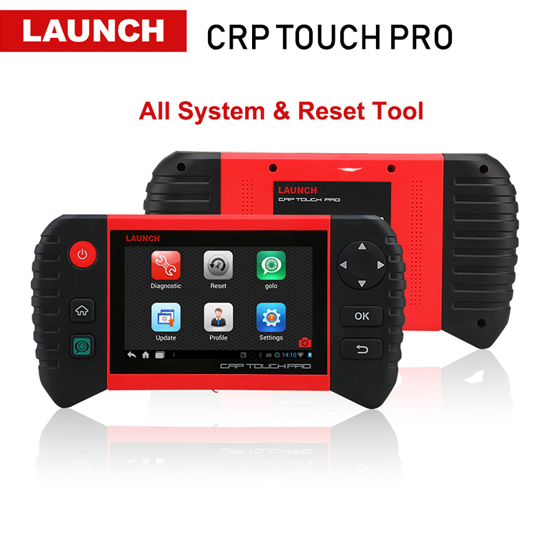 Launch CRP Touch Pro Full System Diagnostic Tool OBD2 Car Scanner WiFi Auto Code Reader Oil