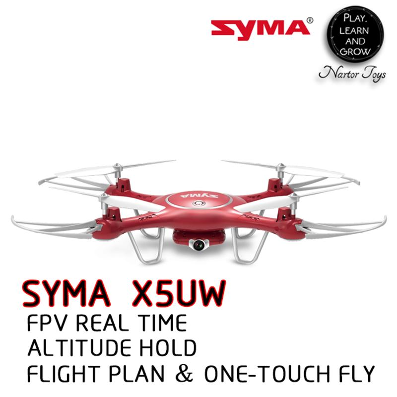 SYMA X5UW Additional Battery for Gift Wifi FPV Real Time font b Drone b font with