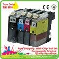 Замена LC 223BK 223 223XL чернильные картриджи для MFCJ4420DW MFCJ4620DW MFCJ4625DW MFCJ5320DW MFCJ5620DW MFCJ5625DW