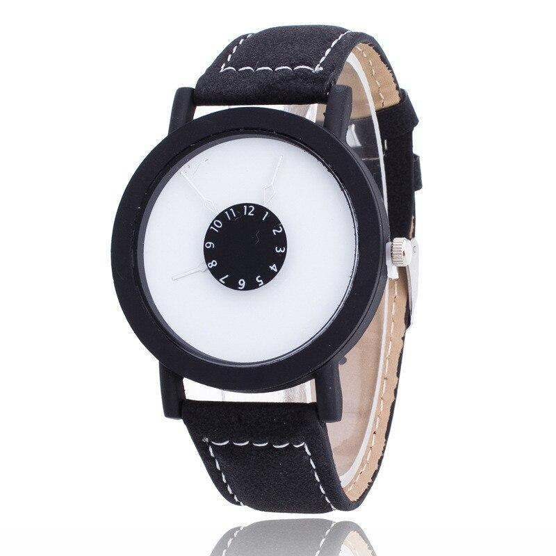 2018 venta caliente par ver Regalos Especiales de cuero Simple - Relojes para mujeres