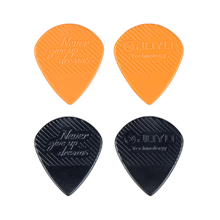 Package Sales 100pcs/lot JOYO Ultra-Heavy ABS guitar picks guitarra plectrum Super durable Hard and toughness Anti slip design