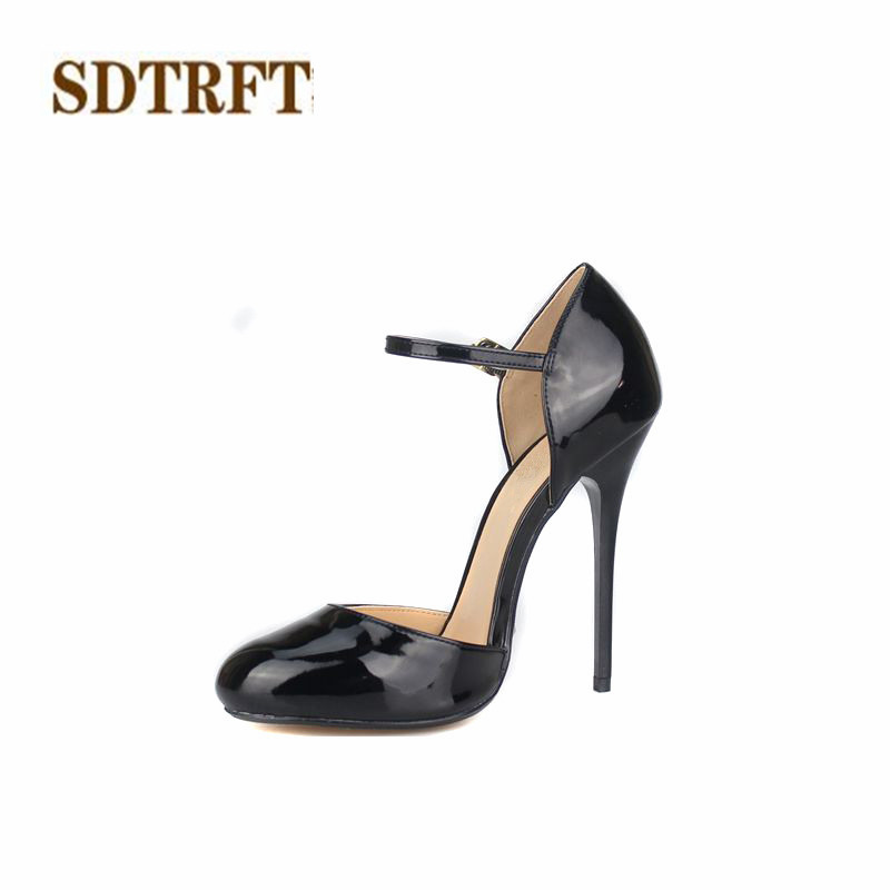 SDTRFT ladies Stilettos 13cm thin high heels sexy Cosplay D'
