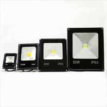 10W 20W 30W 50W LED outdoor lighting wall lamp IP65 waterproof white / warm white / RGB LED wall light lighting(China)