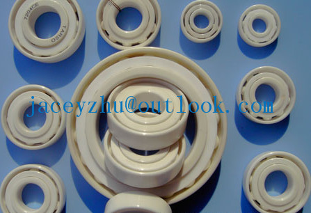 high quality 7004C full ZrO2 ceramic deep groove ball bearing 20x42x12mm high quality 6004 full zro2 ceramic deep groove ball bearing 20x42x12mm abec3 no cage