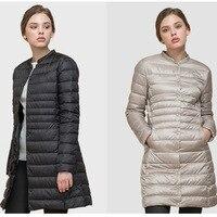 Zogaa зима мужские парки Новинка 2019 года подпушка хлопок теплая утепленная верхняя одежда для женщин пальто Высокое качество с длинным рукаво