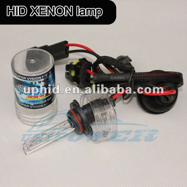 Free shipping HID XENON LAMP 12V 35W HID Xenon Bulb 9006 6000K Conversion Kit Car Head Lamp Light Replacement