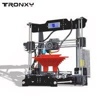 TRONXY High Quality Precision Reprap Prusa I3 3d Printer DIY Kit Big Size Printer 220 220