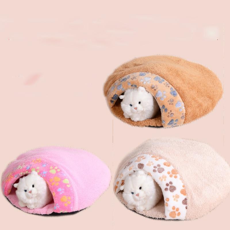 Venta caliente de Productos Para Mascotas Cat House Pet Saco de dormir Caliente