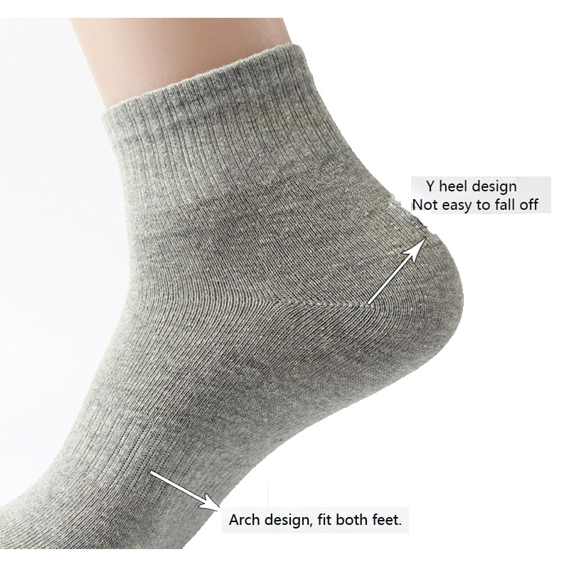 NANCY TINO Unisex Sports Socks Mens Thin Cycling Stocking Womens Breathable Damping Cushioning Running Athletic Cotton Socks in Cycling Socks from Sports Entertainment