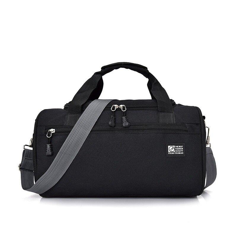 0eed5bf16fbc FJUN new travel bag multi-function luggage leisure sport gym bag fashion  waterproof zipper unisex outdoor handbag