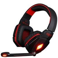 MỖI G4000 Pro USB 3.5 mét Gaming headphone Stereo Bass Gamer Bộ Tai Nghe Với Microphone LED Lights Đối Với PC Máy Tính Xách Tay trò chơi