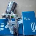 HVLP SPRAY GUN ANEST IWATA W-101 hand manual gravity spray gun 1.3/1.5/1.8mm, Japan made, IWATA SPRAY GUN Car PAINT spray gun