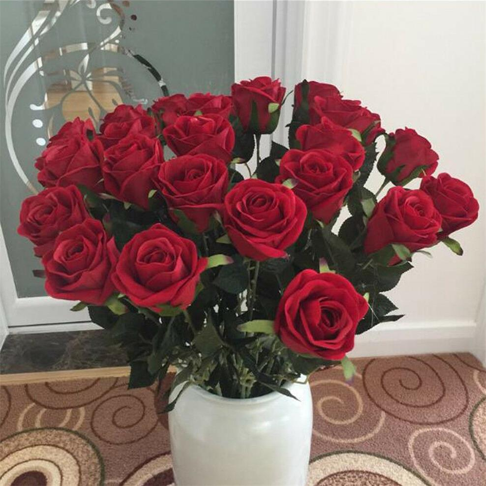 100 Pcs Red Rose Bonsai In Stock Flowers Seeds Outdoor Living Plants Garden Decoration Cheap