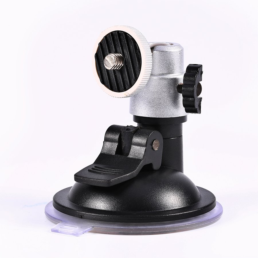 Windshield Suction Cup 1 4 Ball Head Mount Holder is Convenient for Camera Vedio DVR Recorder