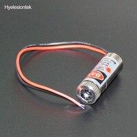 High Power 650nm 250mW Dot Red Laser Module Lasermodul Focus Adjustable Laser Diode Lighting Match Firecracker