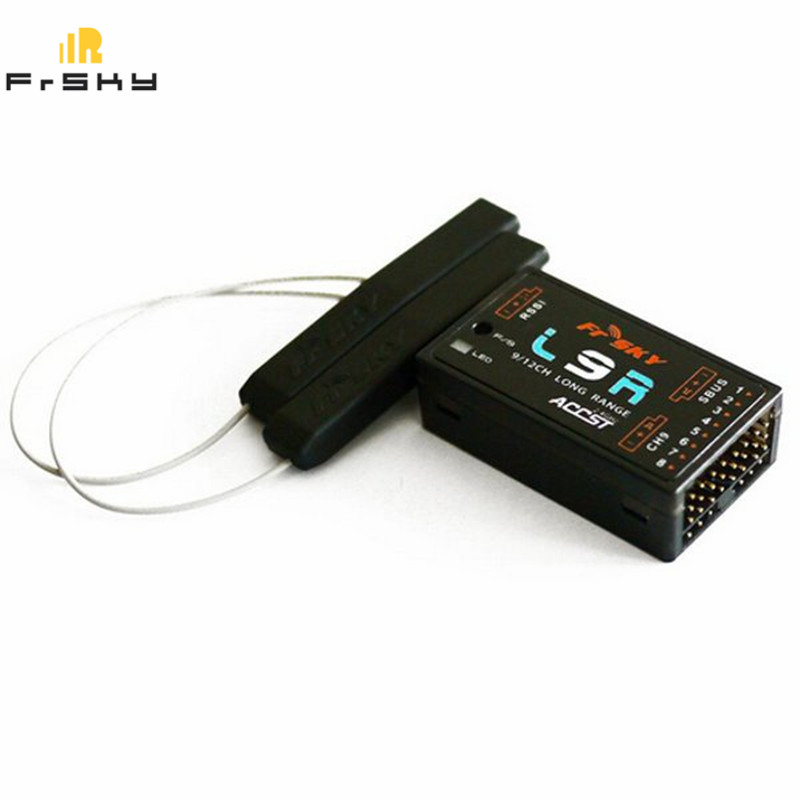 Wholesale FrSky L9R Long Range Receiver for FrSky Taranis X9D сверло makita d 09830 д металла hss 10 5х87х133мм 1шт хв цилиндр