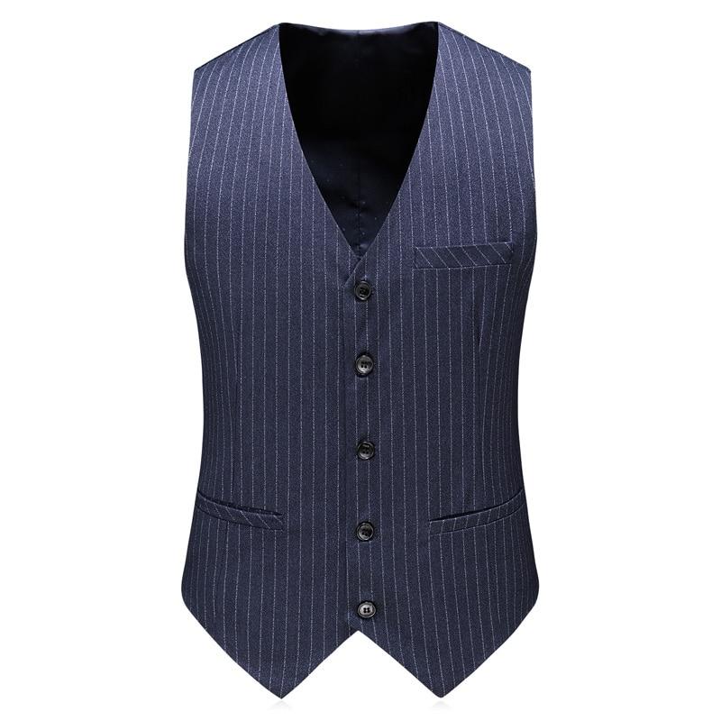 Mariage veste Classique Bande Pantalon Mode Costumes Robe Gilet De Plein D'affaires 2018 Hommes Xf032 Bleu Costume Décontractée Printemps wApwCqxz