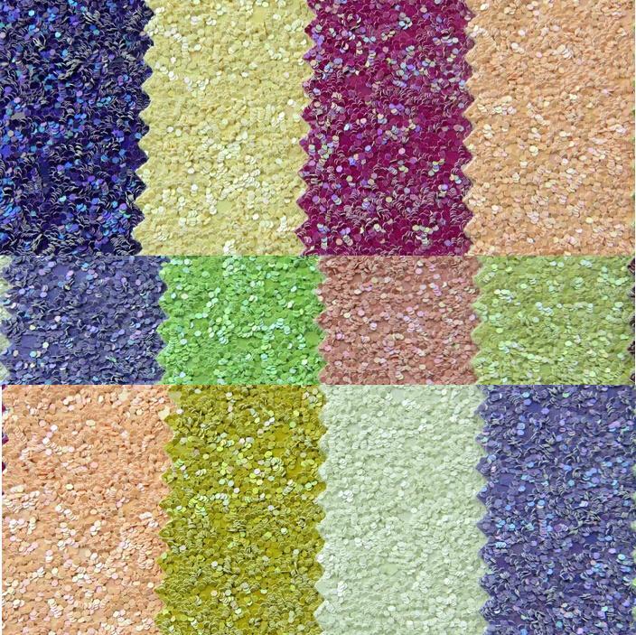 91x134 cm Synthétique En Cuir Faux Cuir Tissu Glitter Laser En Relief En Cuir Tissu Couleur Glitter Pour la Couture BRICOLAGE P16