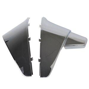 Image 3 - غطاء رقبة للدراجة النارية هوندا شادو VT 600 VLX 600 STEED 400 88 98 غطاء سلك دائري غطاء حماية الإطار الجانبي/غطاء غطاء البطارية الجانبية
