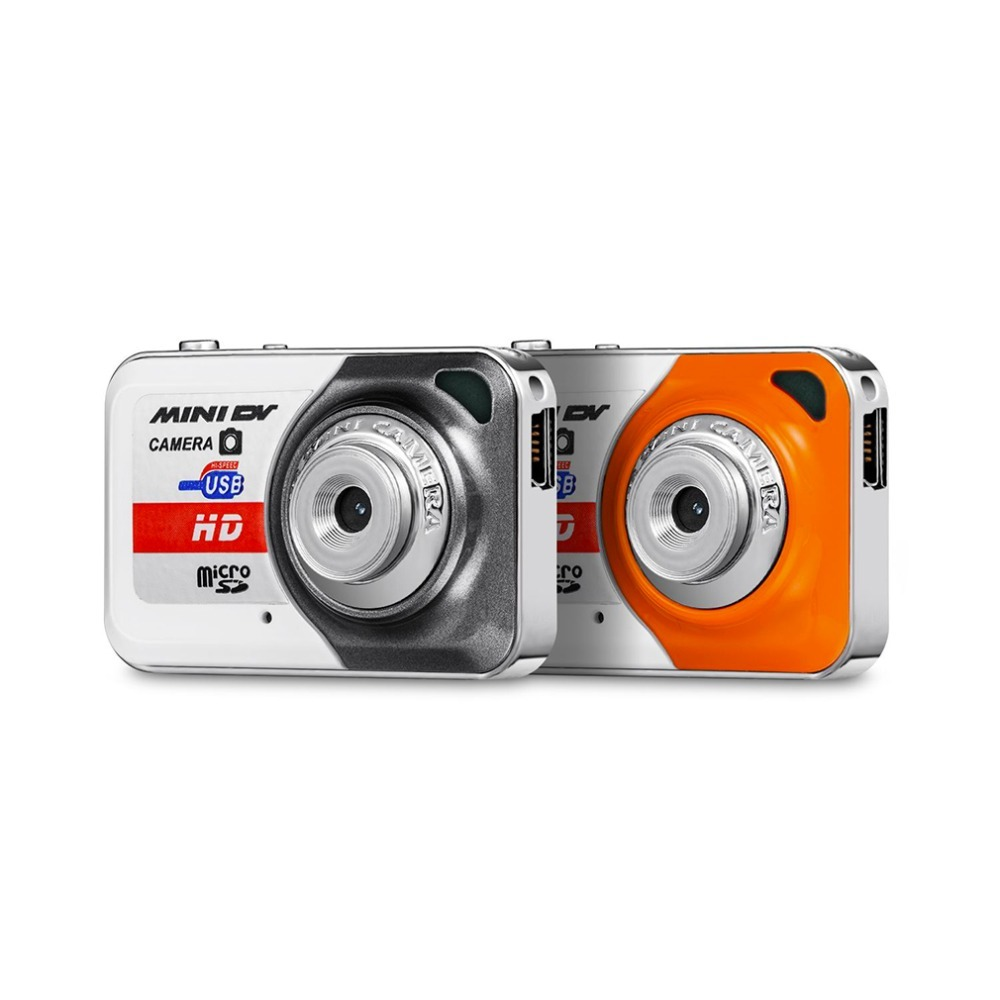 Portable Mini Camera HD 1280*720 Digital Camera Video Recorder Multifuctional Small Camera Micro Support Memory Card