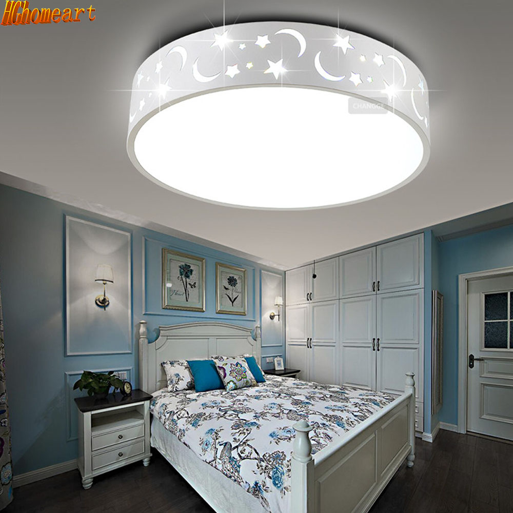 Led ceiling lamp children bedroom light main bedroom light boy girl warm romantic star cartoon shaped lights creative creative cartoon ceiling lamp smd led electrodeless dimmable air plane shape light study children boy girl room bedroom