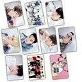 FLY 2016 GOT7 Kpop Álbum Let's Dance 10k-pop tiene 7 Fotos poster pegatina de cristal premios de regalo de vacaciones de cumpleaños de bienestar recoger