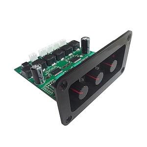 Image 4 - AIYIMA TPA3118DD2 Subwoofer Verstärker Bord 30Wx2 + 60W HiFi High Power TPA3118D 2,1 Digital Audio Verstärker Mit Panel