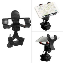 Drop Shipping Motorcycle MTB Bike Bicycle Phone Holder Handlebar Mount Holder for Ipod Cell Phone GPS