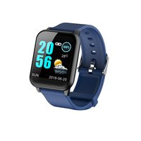 Z02 Smart Watch Color Screen Sport Pedometer Heart Rate Monitor For IOS Android Fitness Tracker Wristband Clock