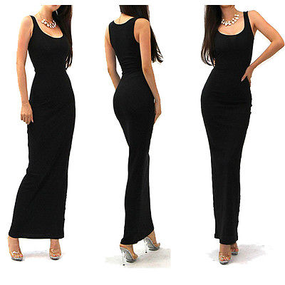 Women Sexy Slim Summer Casual Sleeveless Comfy Soft Bandage Bodycon