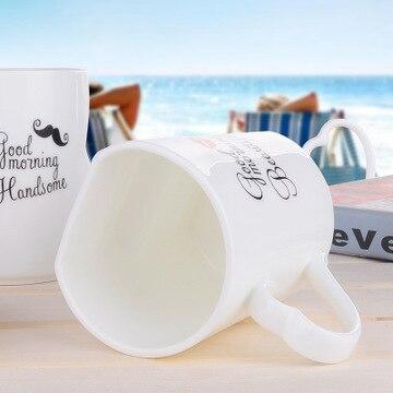 Tasse duo kissing mug, un beau cadeau d'amour 3