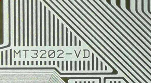 Mt3202vd New TAB COF Módulo
