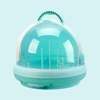 Newborns Baby Hand held Bottle Drying Rack Toddlers Detachable Bottle Cleaning Dryer Child Multifunction Dishes Organizer Tools