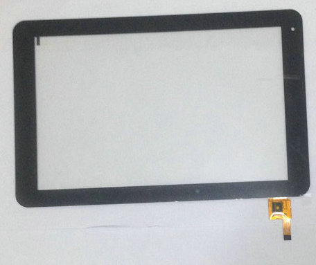 Black/White New 10.1inch tablet Prestigio PMP5101C_QUAD PMP5101C Touch screen digitizer glass touch panel Free Shipping