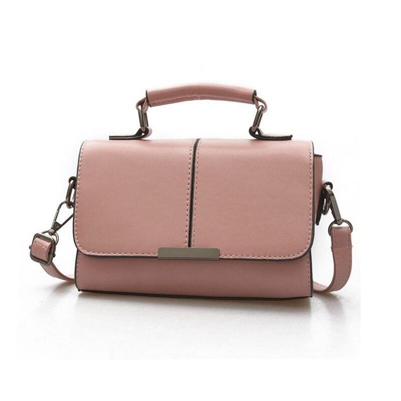 ФОТО 2017 Small Women Messenger Bags Ladies Handbags Women Top-Handle Bags Totes Woman Crossbody Bag Shoulder Fashion Designer Bag