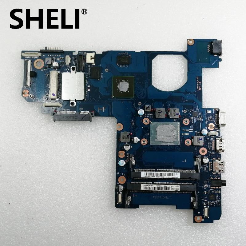 SHELI Samsung I3-3120m Independent Motherboard Ba92-12171a Ba92-12171b DER3