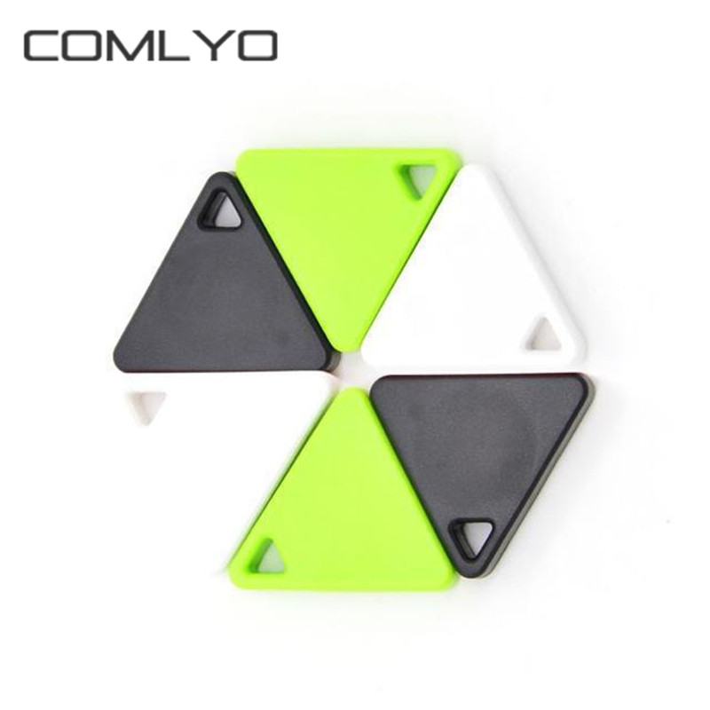 COMLYO 10pcs Smart Key Finder Bluetooth Wireless Tracker wallet Child Luggage it