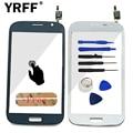 + + Для Samsung Galaxy Grand Neo Plus GT i9060i i9060i DS 9060ids Сенсорным Экраном Дигитайзер Сенсорной Панелью Переднее Стекло Объектива логотип