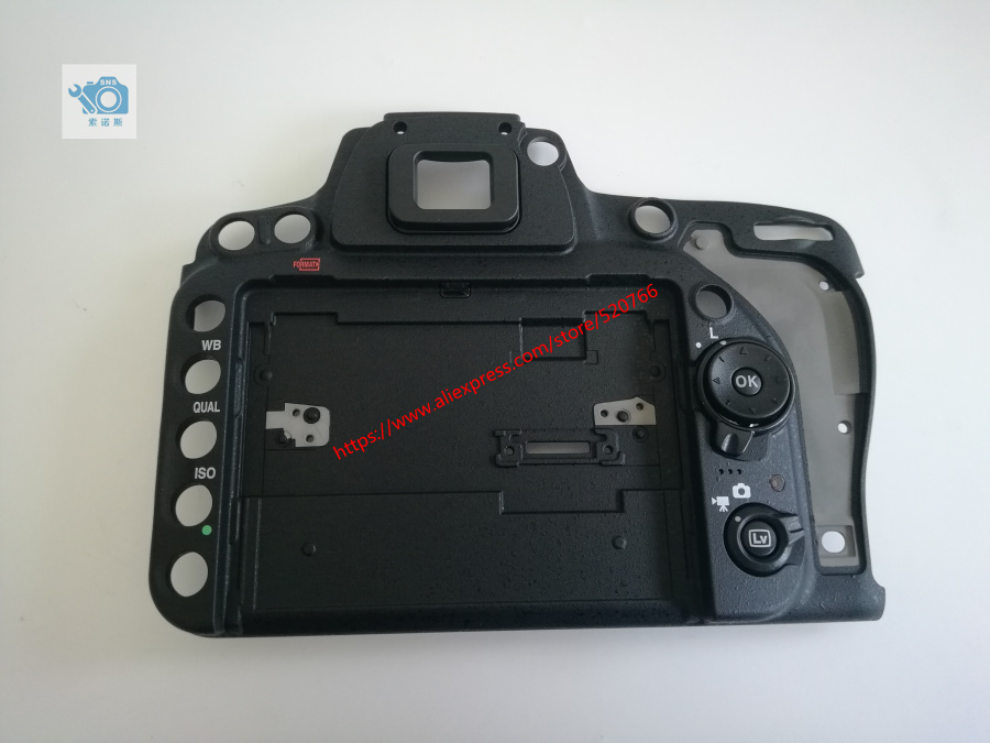 100% New Original For Niko D750 Rear Back Cover Replacement Repair Part 11A5N D750 REAR COVER UNIT free shipping new and original for niko d7000 coms image sensor unit d7000 ccd 1h998 175