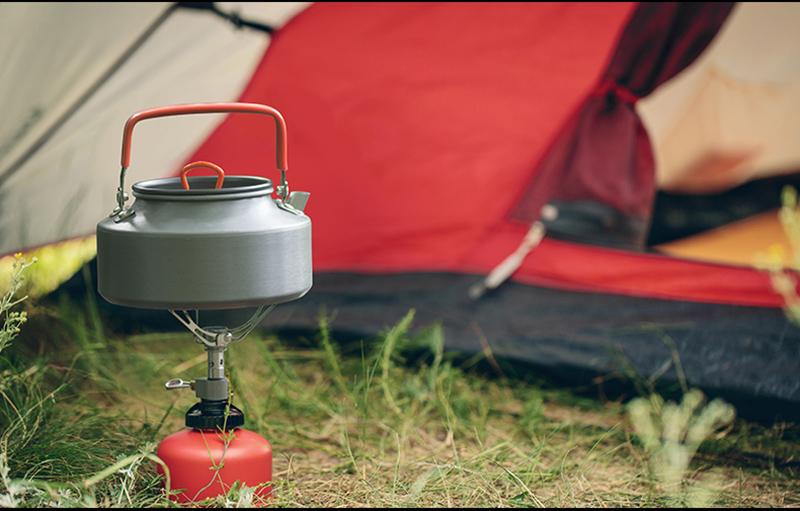 Naturehike Split Burner Faltbarer Funktionsbrenner für Picknick-Camping Burner