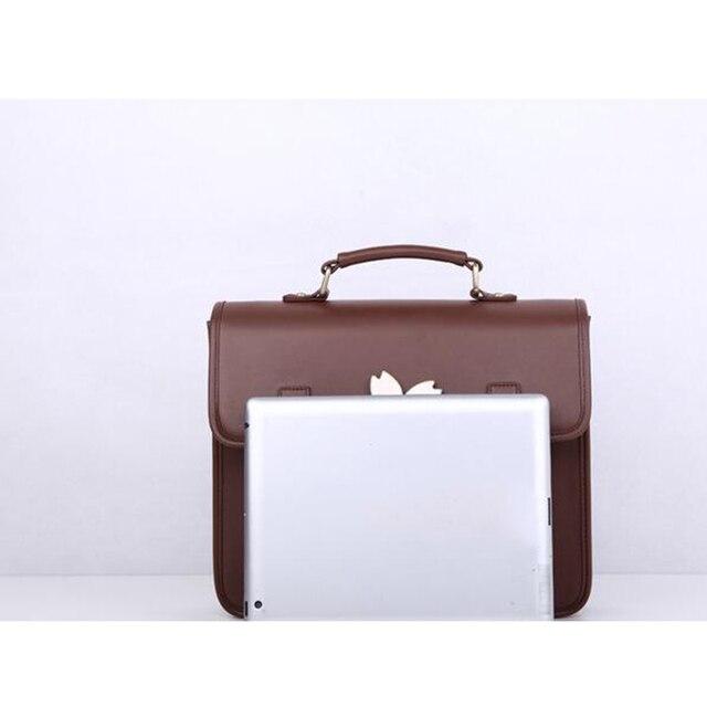 Free Shipping Japanese Harajuku Style Fashion Women Hand Bags Handbags PU Preppy Satchels Schoolbag