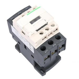 Image 4 - AC Contactor 3 Poles Coil Contactor 220V 25A/32A/38A 50/60Hz Coil Motor Starter Relay