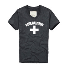 Christian Lifeguard  T-shirt Cross