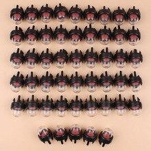 50Pcs Primer Bulb Kit Fit Husqvarna 340 340e 345 346 350 353 455 460 Chainsaw Parts WALBRO 188-512 188-512-1